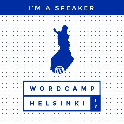 WCHEL Speaker Badge